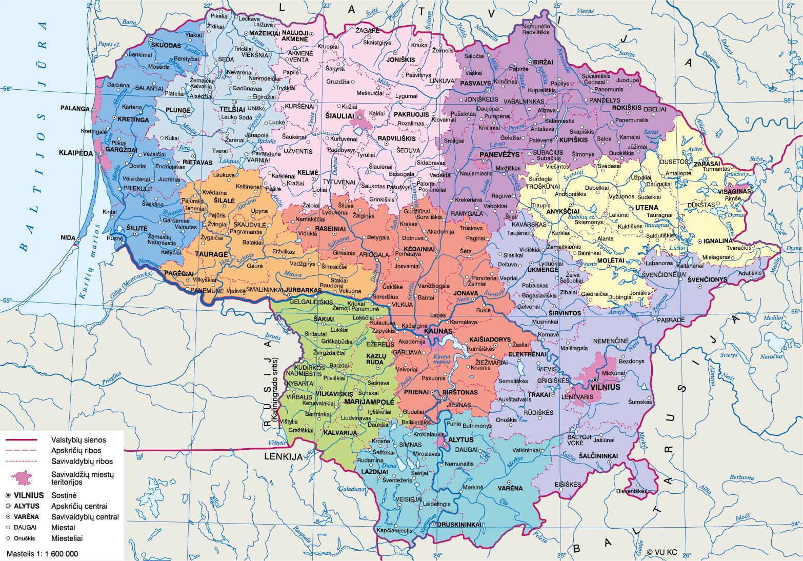 Turizmas Lietuvoje