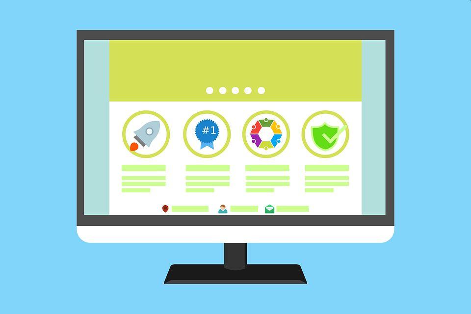Interneto puslapių kūrimas ir priežiūra
